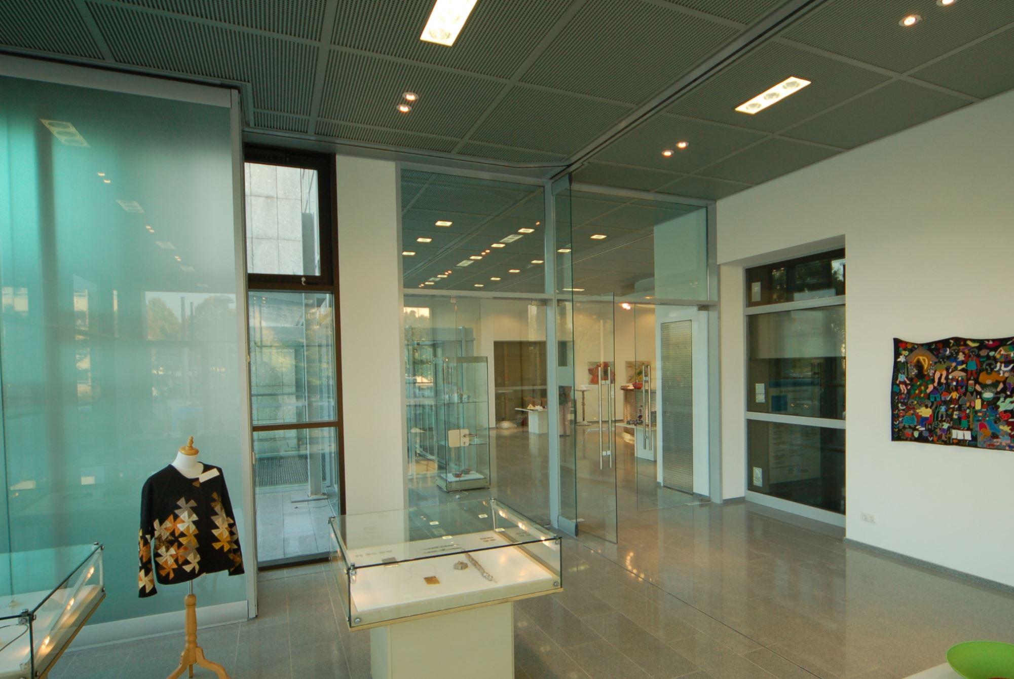 HWK Saarland Handwerkskammer des Saarlandes Janek Pfeufer Architektur