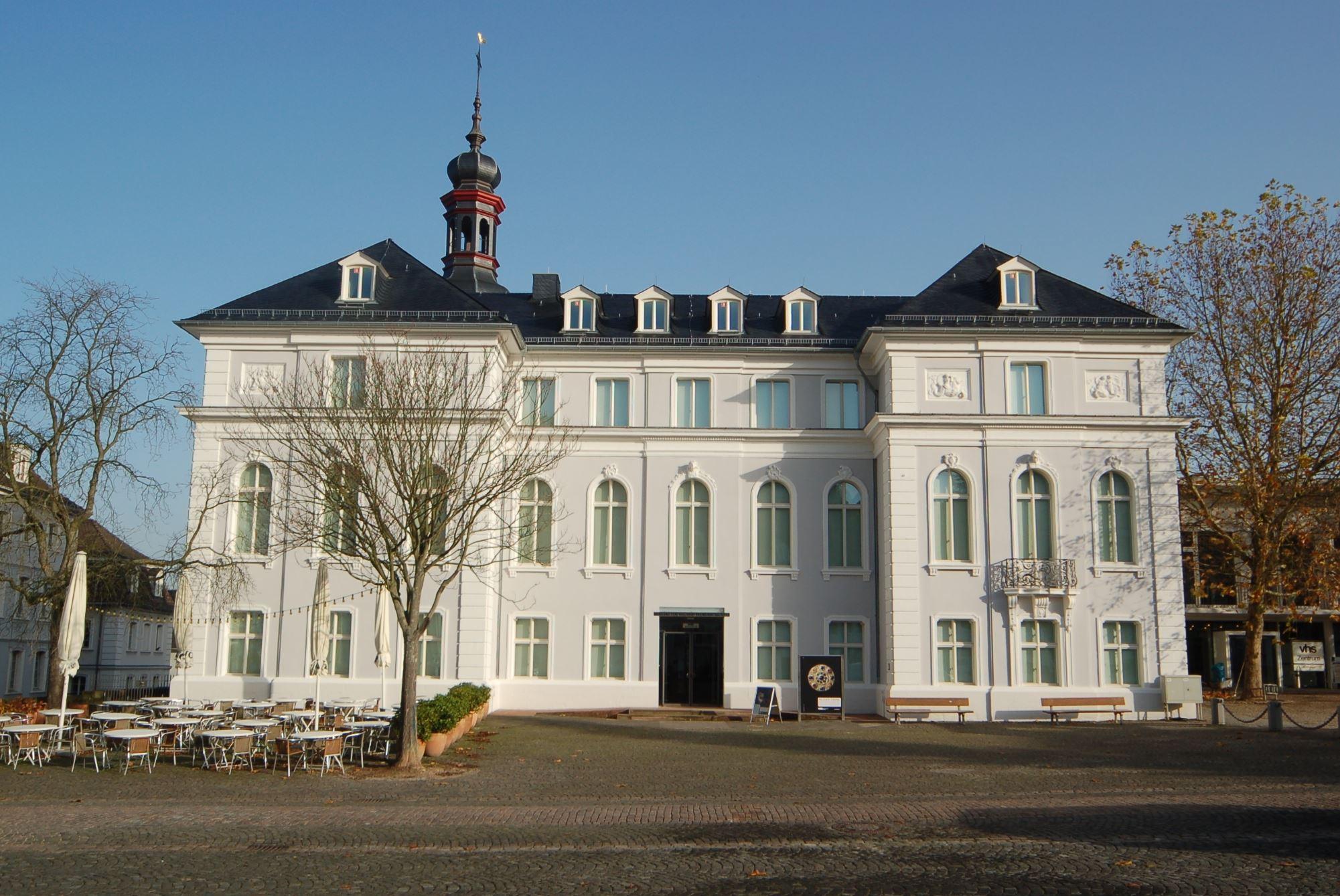 Kreisständehaus Museum für Vor- und Frühgeschichte Schlossplatz Saarbrücken Janek Pfeufer Architektur Gerd Marx
