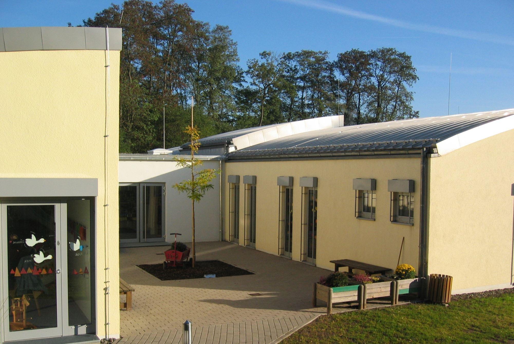 InnovationsCampus Saar Kit@ im IT-Park Schenkelberg Saarbrücken Janek Pfeufer Architektur