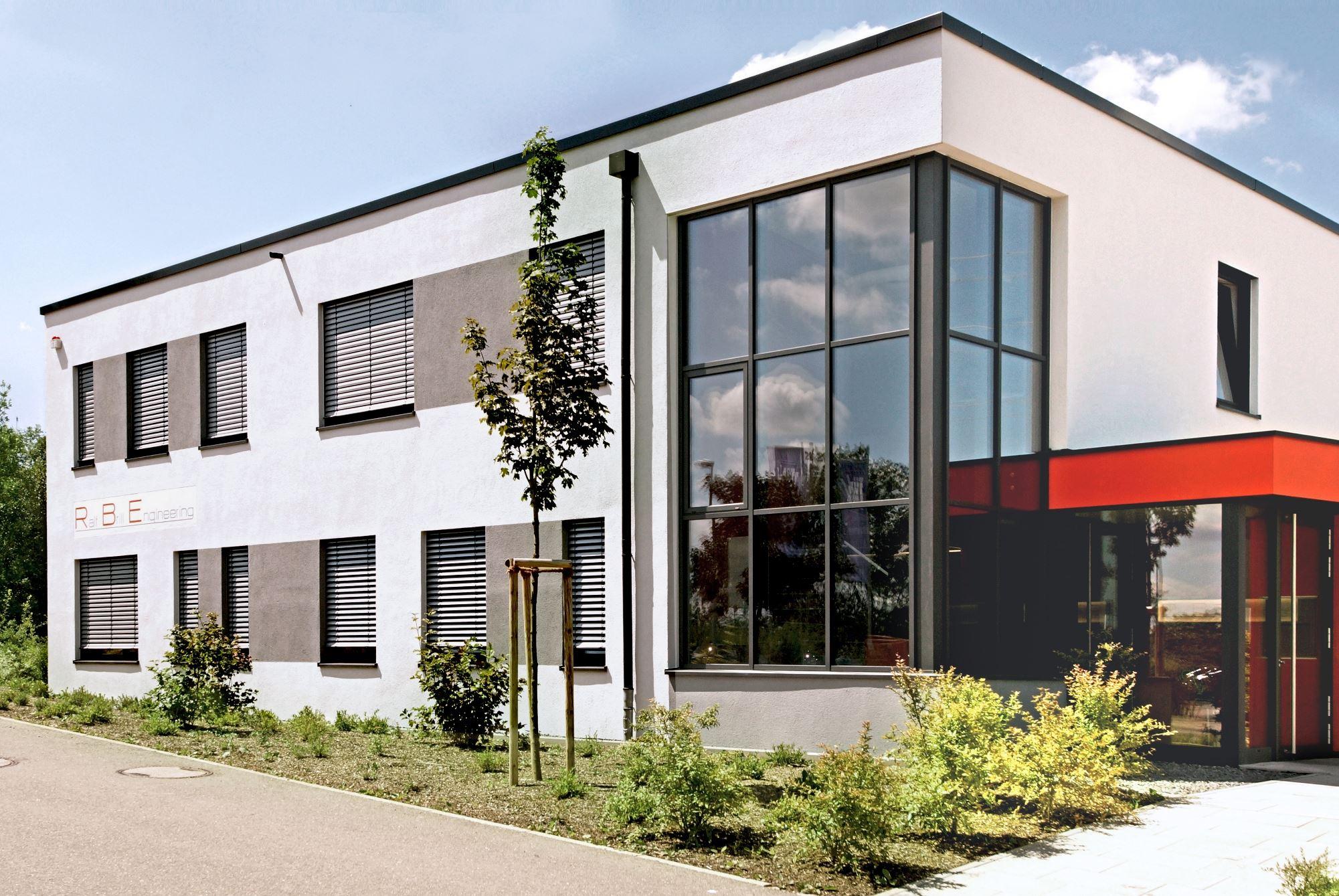 Ralf Brill Engineering Sulzbach RBE Janek Pfeufer Architektur JPA