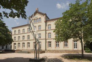 Schillerschule Hochschule für Musik Saar Saarbrücken HfM Janek Pfeufer Architektur