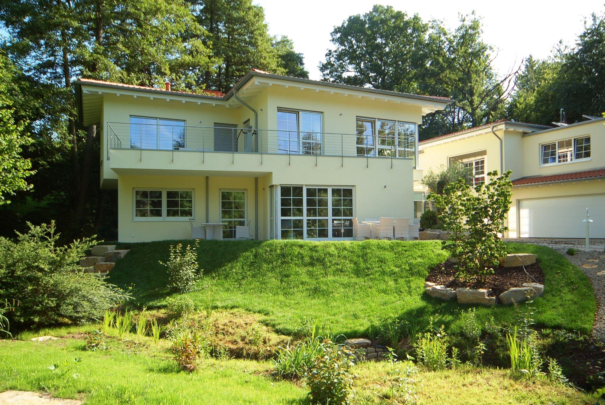 Wohnhaus Heusweiler gehobene Ausstattung Janek Pfeufer Architektur